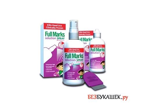 Инструкция по применению препарата от вшей Fullmarks
