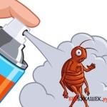 Какая санобработка жилья от тараканов подходит вам больше?