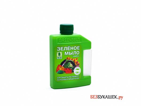 Зелное мыло когда применяют