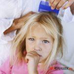 Выведение вшей и гнид у детей самостоятельно