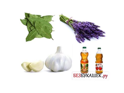 Ингредиенты для народных средств