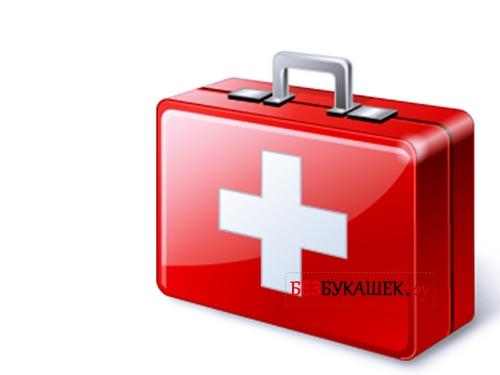 Аптечка для оказания первой помощи