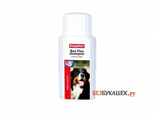 Шампунь для собак марки Beahpar