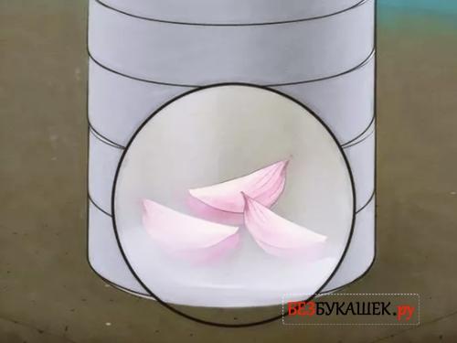 Приманка для тараканов в емкости
