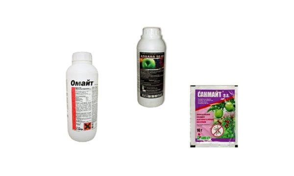 Три эффективных средства для акарицидной обработки